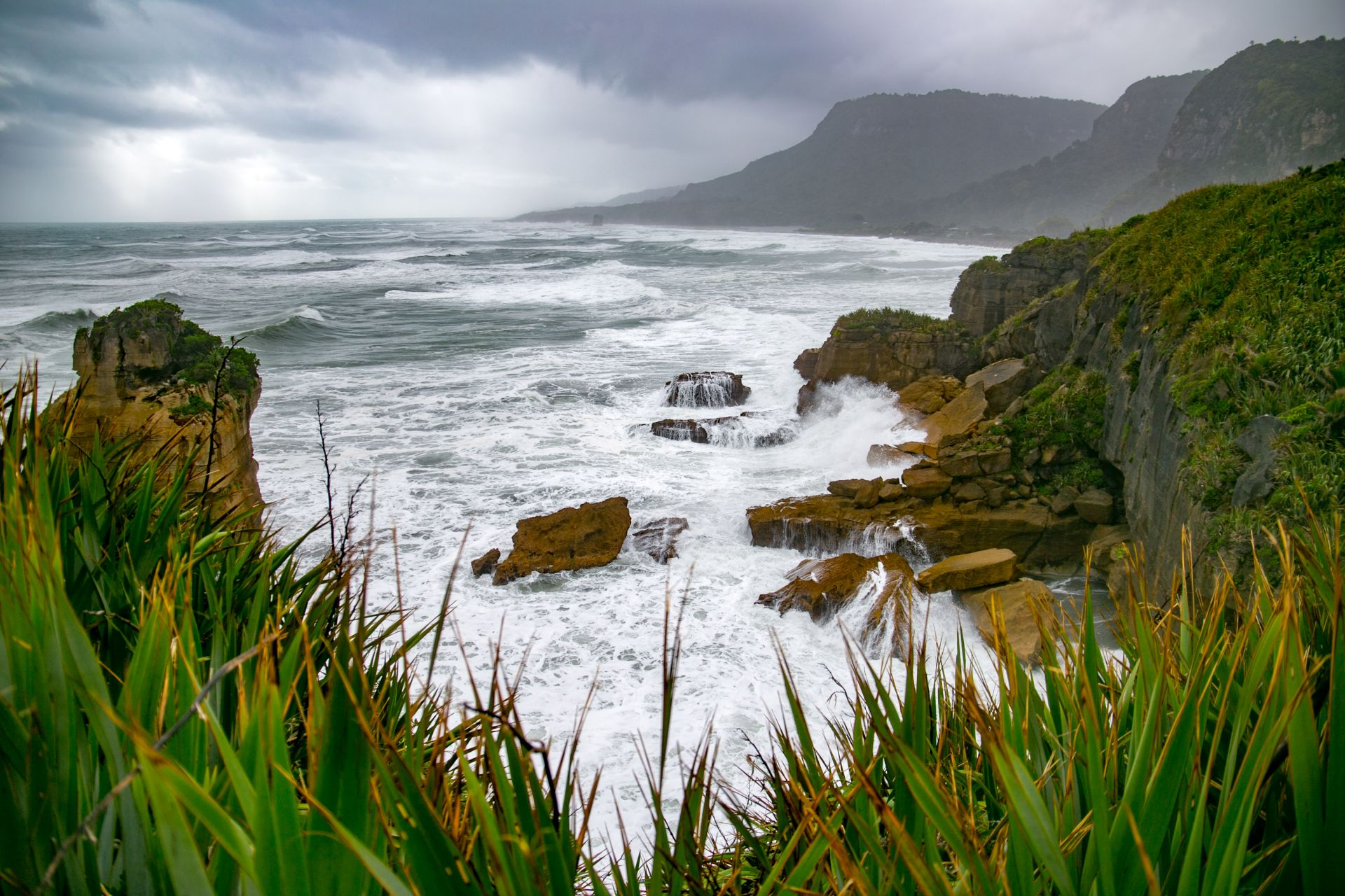 Punakaiki, New Zealand